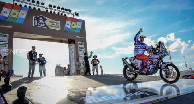 Secretaría de Deportes reconocerá a pilotos paraguayos del Dakar