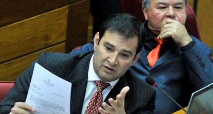 Senador Silvio Ovelar reitera que no puede ser tratada enmienda pro reelección hasta el próximo agosto