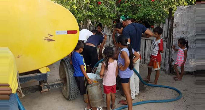 Denuncian falta de agua potable en Puerto Casado