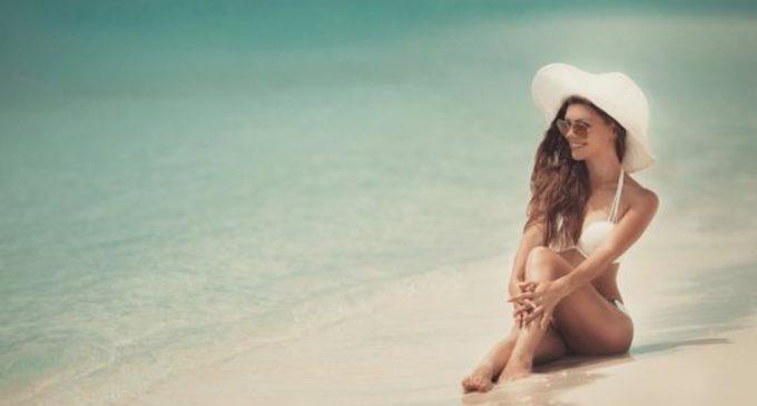 El método infalible para lucir espléndida en la playa