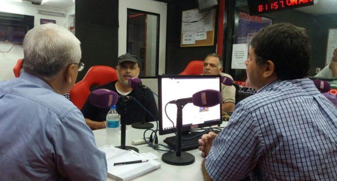 Payo Cubas utiliza 'la lengua' porque no tiene un AK-47