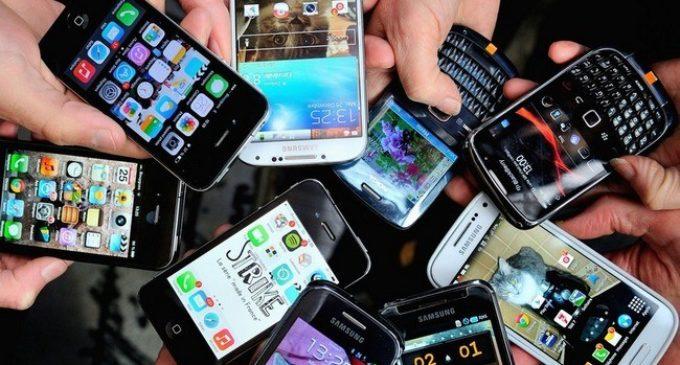 Empresas telefónicas deberán bloquear celulares robados