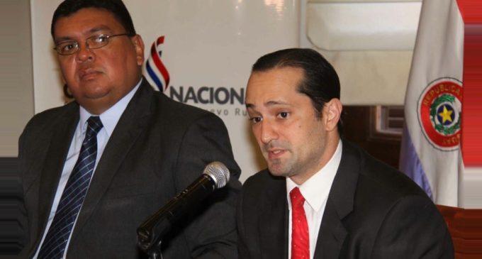 Rachid admite que renunció porque ya no trabajaba con De Vargas