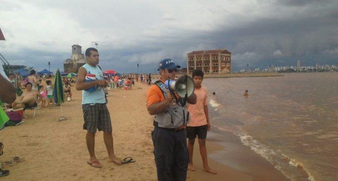 Tres personas multadas por arrojar basura en Encarnación