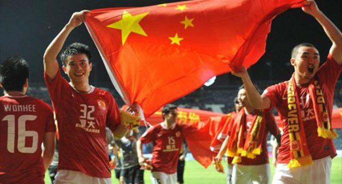 Clubes chinos critican nuevos límites a jugadores extranjeros
