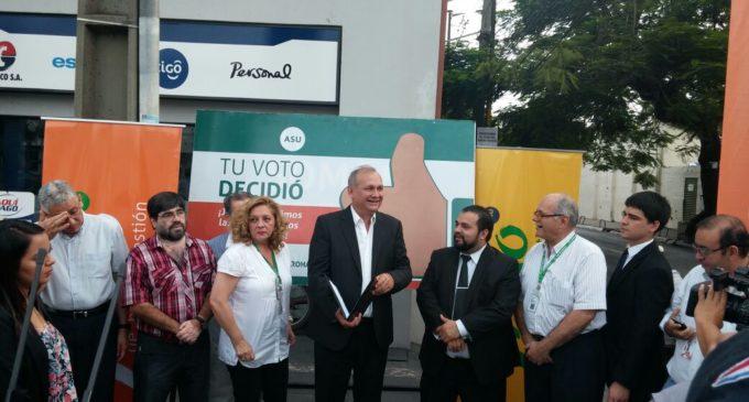 Municipalidad de Asunción inauguró mejoras en Villa Morra