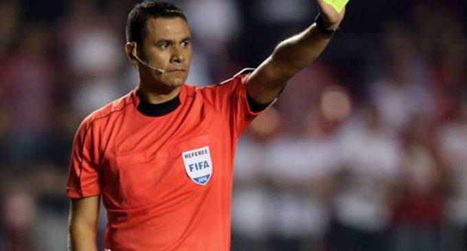 Árbitros designados para la Primera Fase de la CONMEBOL LIBERTADORES