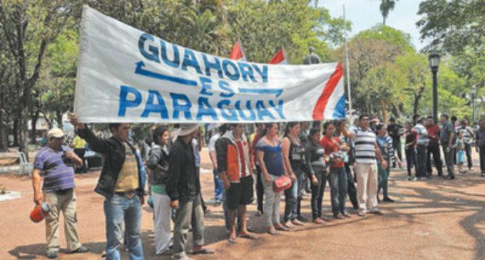 Guahory: Intereses más allá de las tierras