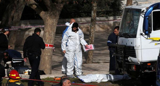 4 fallecidos tras un ataque terrorista en Jerusalén