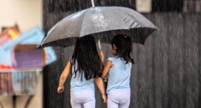 Persistirán las lluvias este sábado