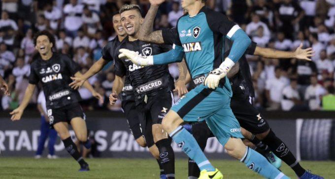 Olimpia cayó en penales y quedó fuera de la Libertadores