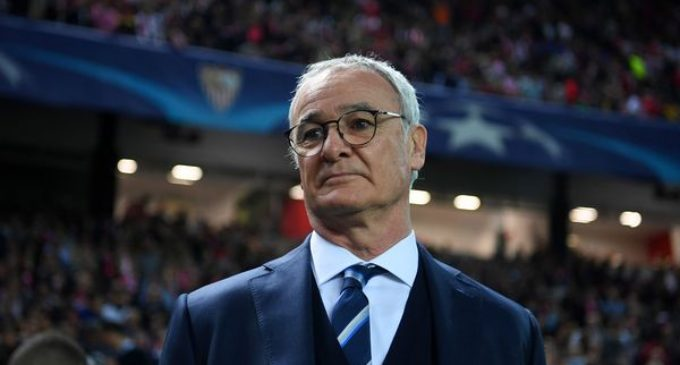 """La dolorosa y triste carta de adiós de Claudio Ranieri: """"Ayer mi sueño murió"""""""