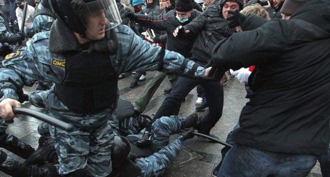 """El """"festival de violencia"""" que prometen los hooligans rusos en el Mundial de Rusia 2018"""