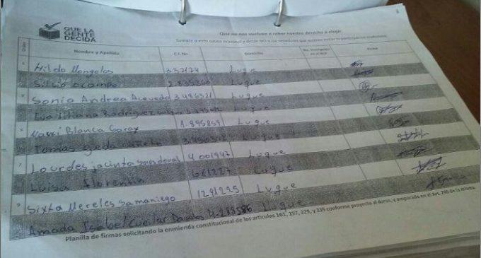 """Colorado Añeteté pedirá a Fiscalía continuidad del caso """"Falsificatón"""""""