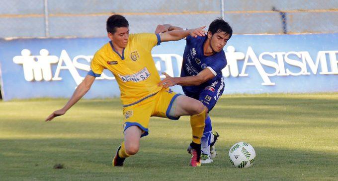 Sol y Capiatá igualaron en peleado partido en Villa Elisa