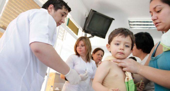 Vacuna contra fiebre amarilla será dirigida a niños de 1 a 5 años