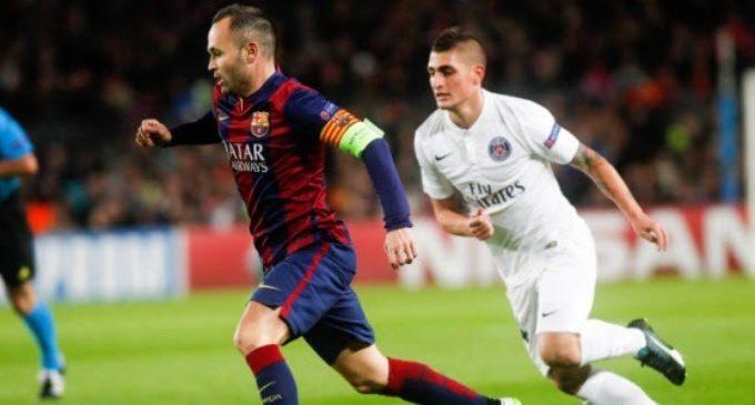 El sucesor de Iniesta en el Barcelona