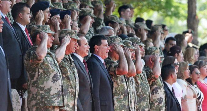 """Militares saldrán a las calles"""