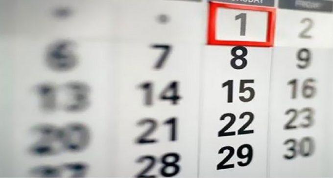 Mañana es feriado