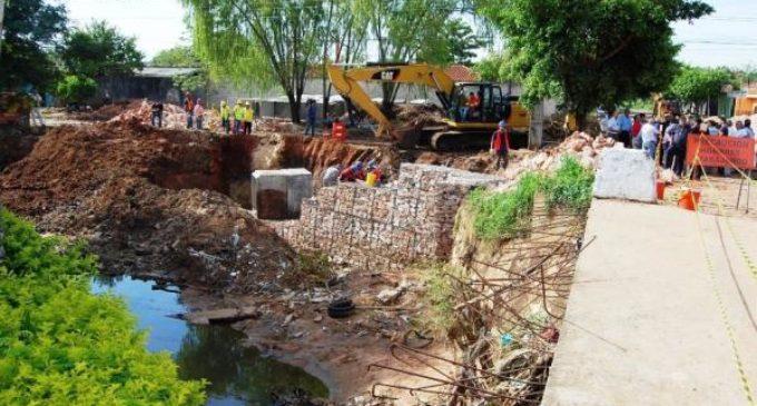 En abril iniciarán obras de alcantarillado en Asunción y San Lorenzo
