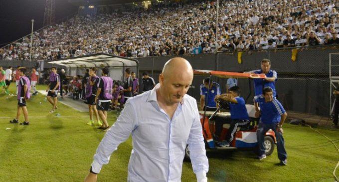 Pablo Repetto dejó de ser entrenador de Olimpia