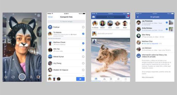 Cinco consejos para saber más sobre Facebook Stories