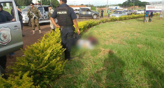 Asesinan a brasilera en Pedro Juan Caballero