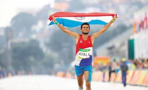 Atletas paraguayos compiten en el extranjero