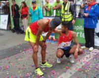 Derlis Ayala ganó medalla de plata en Sudamericano de maratón