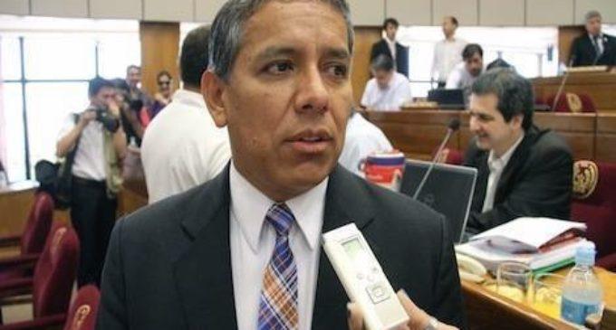 Carlos Amarilla reafirma que pedidos de imputación en su contra se trata de una venganza política