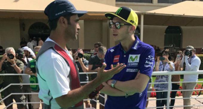 Valentino Rossi quiere correr el Dakar algún día