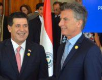 Macri llega al país esta semana