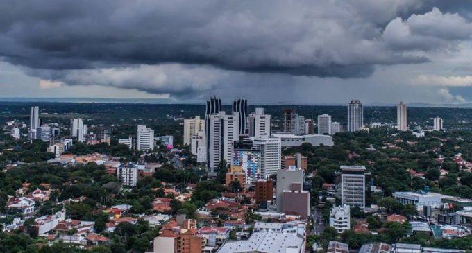 Precipitaciones y ocasionales tormentas eléctricas