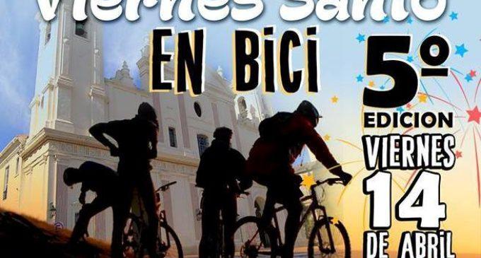 Recorrido de las 7 iglesias en Bici