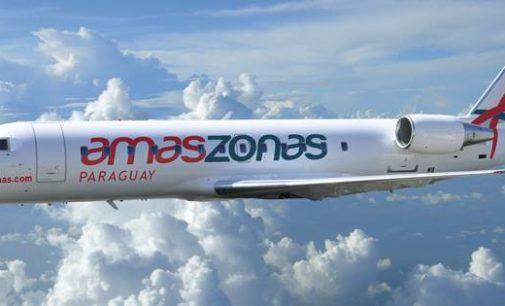 Amaszonas Paraguay inaugura ruta Asunción-Buenos Aires