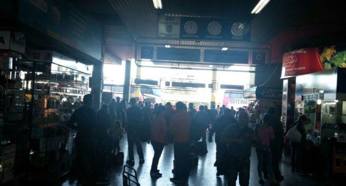 432 mil personas ya pasaron por la Terminal de Ómnibus