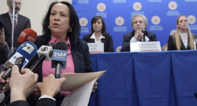 Venezuela comunica su salida de la OEA pero no será efectiva hasta 2019