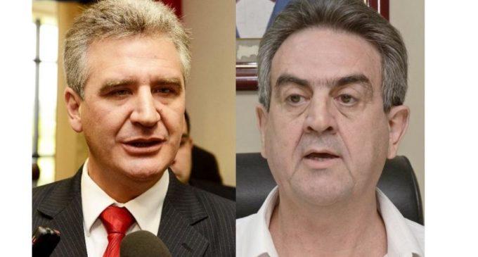 """Yamil Esgaib es una basurita que busca un zoquete"", dice Bacchetta"