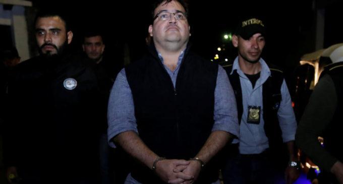 Detuvieron en Guatemala a exgobernador mexicano perseguido por corrupción