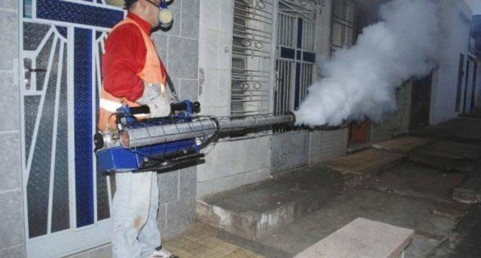 SENEPA intensifica fumigaciones en cementerios ante llegada de Semana Santa