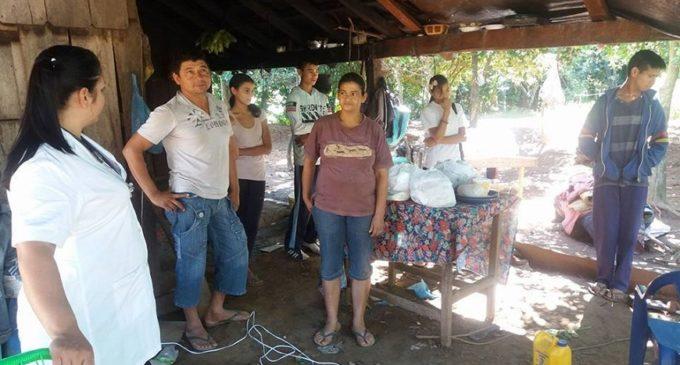 Salud y alimentos para población afectada por temporal en Misiones
