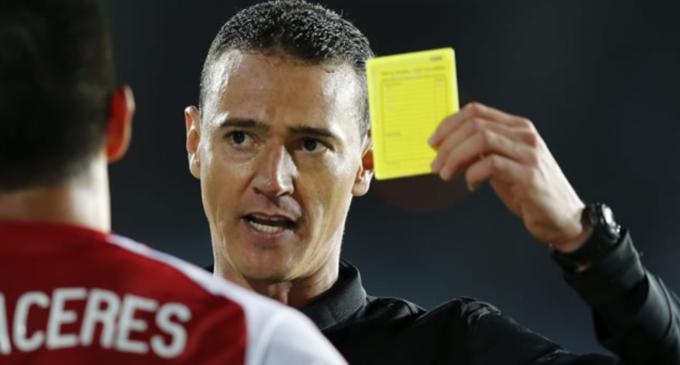 Se conocen a los árbitros que pitarán en la Copa Confederaciones