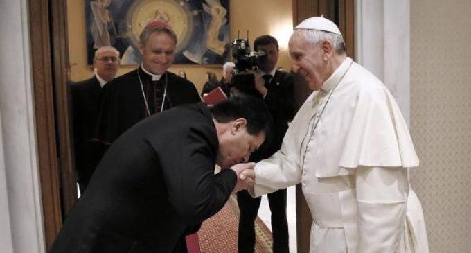 Dudan de la supuesta carta del Papa Francisco a Cartes