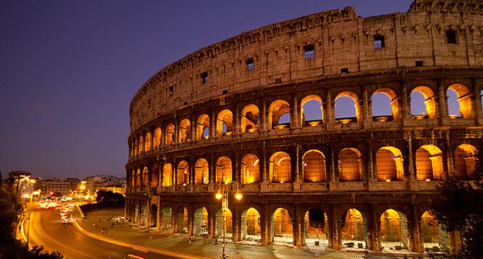El Nuevo Tour De Roma El Coliseo Se Puede Explorar De Noche La Unión