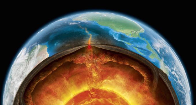 Japoneses pretenden perforar el manto de la Tierra