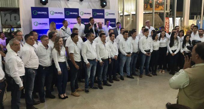 Colonial Agro: Empresa renueva su imagen y se presenta en la Expo Santa Rita