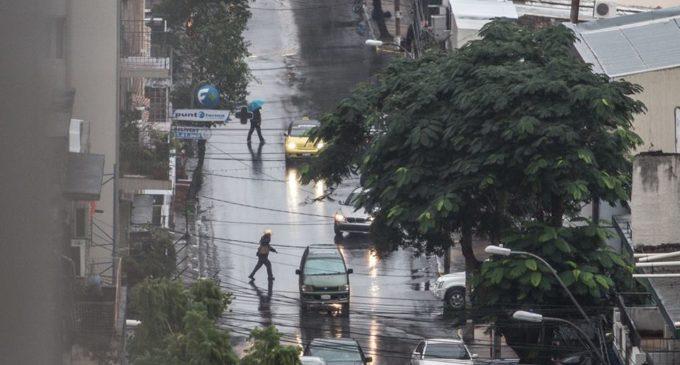 Persisten las lluvias y el ambiente fresco