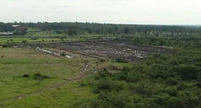 DINAC pide que continúen trabajos en el Parque Guasu