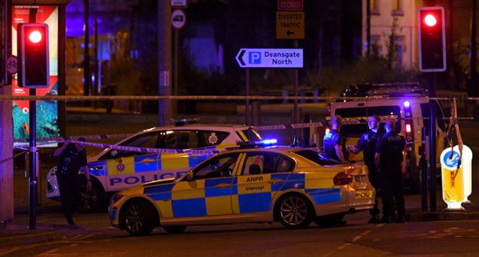 La Policía británica confirma que el incidente del Manchester Arena fue un ataque terrorista