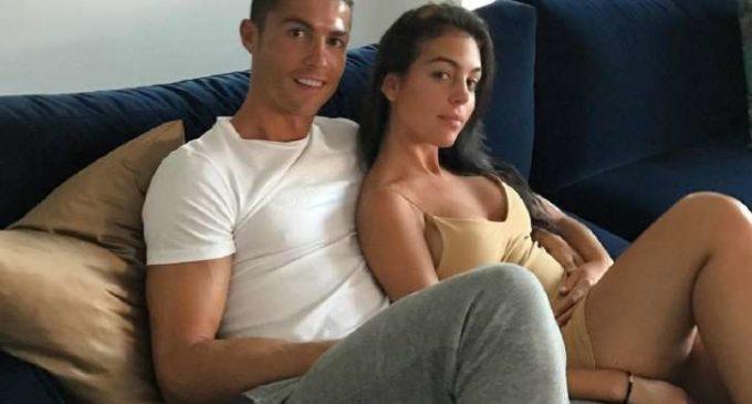 Las fotos que confirman que Cristiano Ronaldo será papá de nuevo